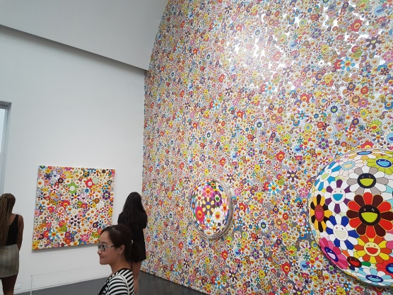 Murakami at MCA, Chicago