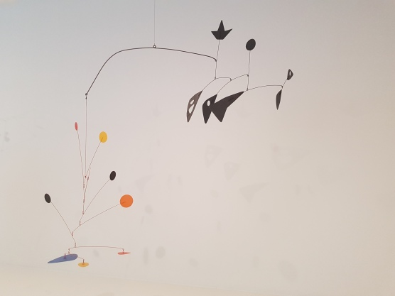 Alexander Calder's Motion Lab at SFMOMA