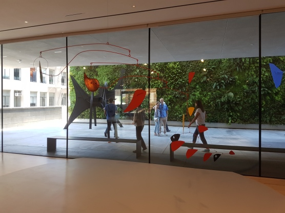 Alexander Calder's Motion Lab at SFMOMA