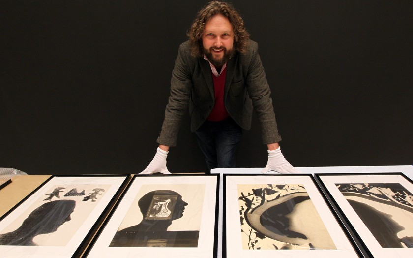 Paul Brobbel and Lye photograms - Photo Glenn Jeffrey.jpg